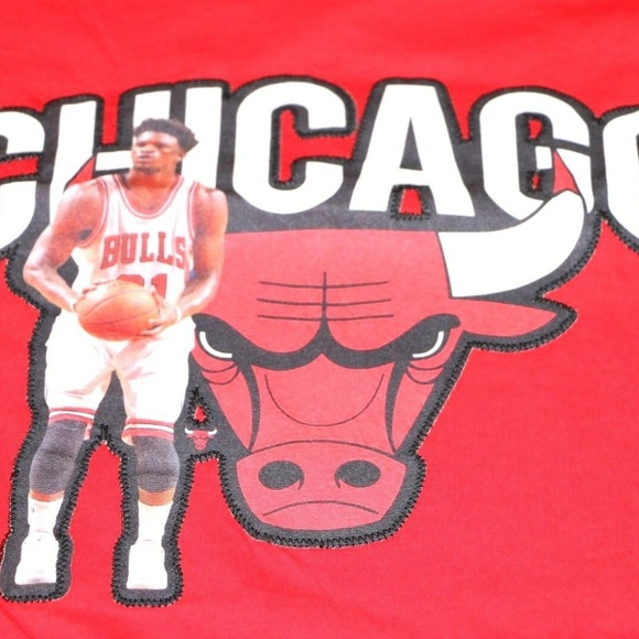 Other - Chicago Bulls Jimmy Butler The Marshall Crewneck
